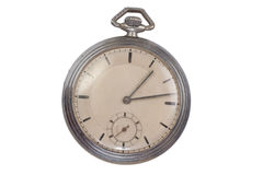 Retro pocket watch Stock Photography