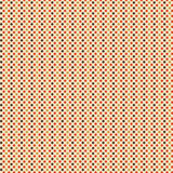 Retro Polka Dot Design Stock Photo