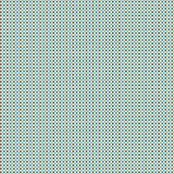 Retro- Polka-Punkt-Auslegung Stockfotografie