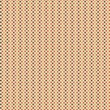 Retro- Polka-Punkt-Auslegung Stockfoto