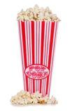 Retro popcorn Royalty Free Stock Photography
