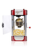 Retro Popcorn Machine Stock Photography