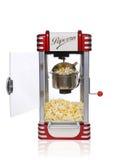 Retro Popcorn Machine Stock Photography