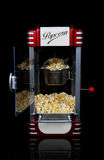 Retro Popcorn Machine Stock Images