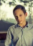 Retro Portrait Stock Photos