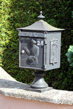 Retro postbox Stock Images