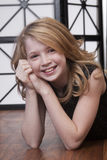 Preteen 7 Stock Photo