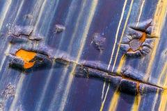 Retro priorità bassa della vernice Fotografia Stock