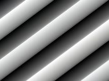 Retro priorità bassa diagonale astratta del metallo Immagini Stock
