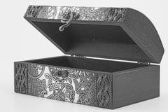 Retro pudełko Obrazy Royalty Free
