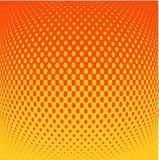 Retro punten vector illustratie