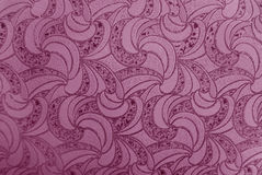 Retro purple floral background royalty free stock photos