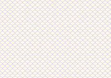 Retro Purple Net Pattern on Pastel Color Stock Image