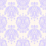 Retro purple pattern Royalty Free Stock Photos