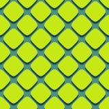 Retro quadratisches nahtloses Muster Lizenzfreie Stockfotografie
