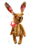 Retro rabbit toy Royalty Free Stock Photo