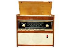 Retro radio Royalty-vrije Stock Afbeelding