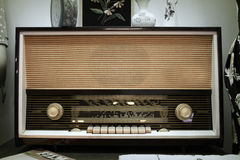 Retro radio Royalty Free Stock Photography
