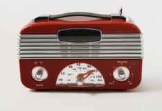 Retro radio stock fotografie