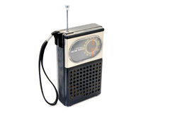 Retro radio Fotografia Stock