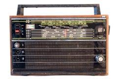 retro radio Royaltyfria Foton