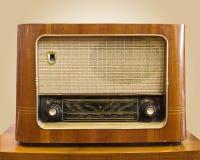 Retro Radio Royalty-vrije Stock Foto