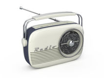 Retro radio Royalty Free Stock Image