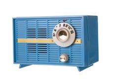 Retro radio Royalty-vrije Stock Afbeeldingen