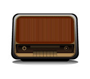 Retro radio Royalty Free Stock Images
