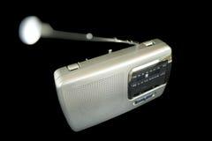 Retro Radio Stock Photo