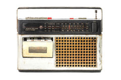Retro radio Royalty Free Stock Photo