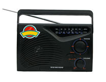 Retro radio Stock Images
