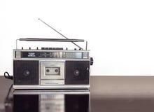 Retro Radio Cassette Stock Photos