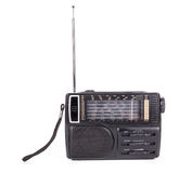 Retro radio. Stock Photos