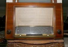 Retro radio receiver Stock Photography