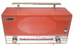 Retro radio receiver of the last century Royalty Free Stock Photography