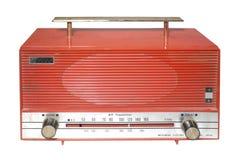 Retro radio receiver of the last century Royalty Free Stock Photos