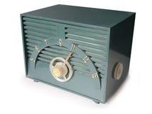 retro radiowego Zdjęcie Stock