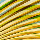 Retro rays abstract background. Royalty Free Stock Image