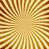 Retro Rays Grunge Texture. A retro or vintage looking rays pattern that works great as a background or backdrop Royalty Free Stock Image