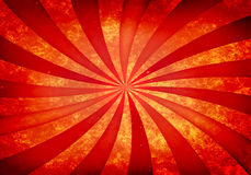 Retro Rays Grunge Texture Stock Image