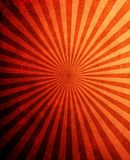 Retro rays pattern background Royalty Free Stock Image
