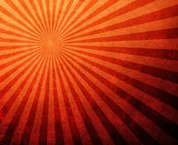 Retro rays pattern background Royalty Free Stock Photo
