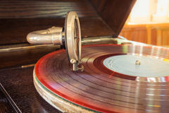 Free Retro Record Player Royalty Free Stock Photo - 54712065