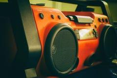 Retro recorder Stock Photography