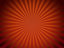 Retro red background. Red starburst design on a retro background Stock Photo