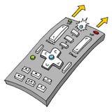 Retro Remote Control Stock Images