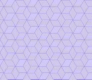 Retro repetitive wallpaper - Vintage vector pattern. Retro repetitive wallpaper - Vintage 2d vector pattern - violet stock illustration