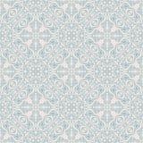 Retro reticolo blu Fotografia Stock Libera da Diritti