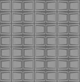 Retro reticolo con i quadrati Fotografia Stock